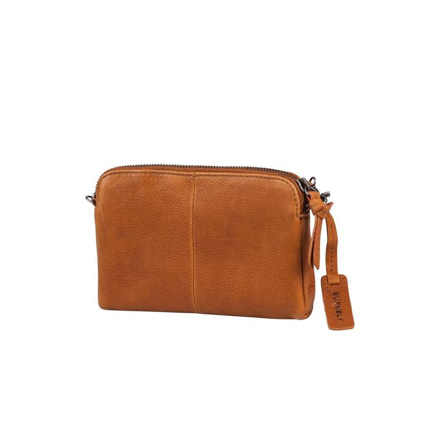 Antique Avery Mini Bag | Crossbody Cognac