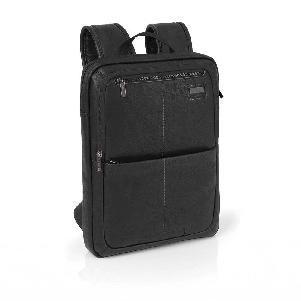Gabol Laptop Rugtas 15,6 inch Studio Black