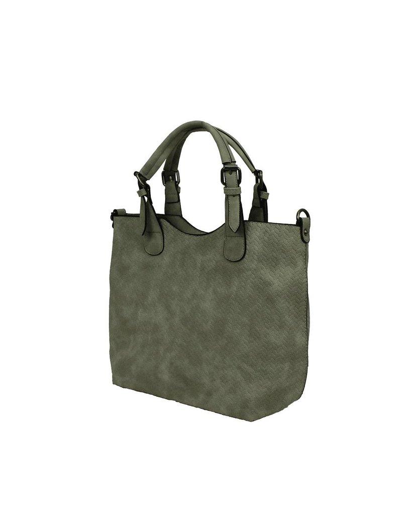 Eternel Handtas Bag in Bag Grey