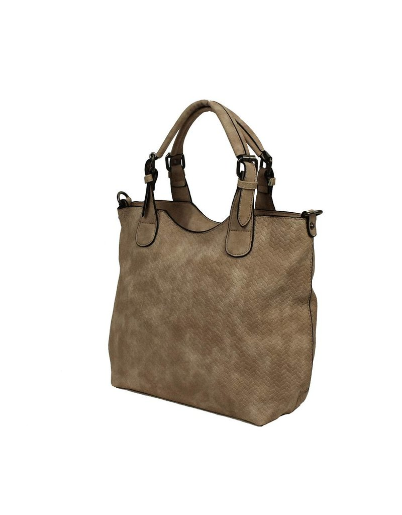 Eternel Handtas Bag in Bag Pink