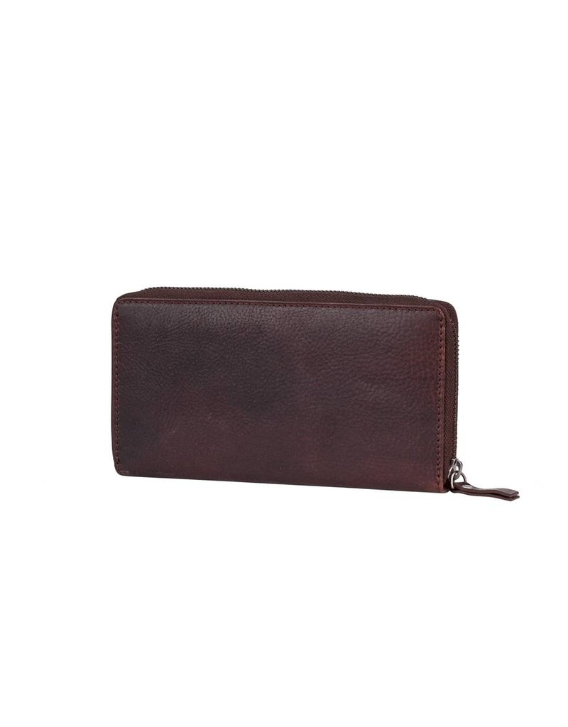 Burkely Antique Avery Wallet Bruin