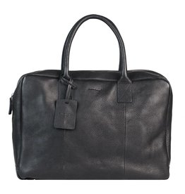 Burkely Laptoptas Worker Black