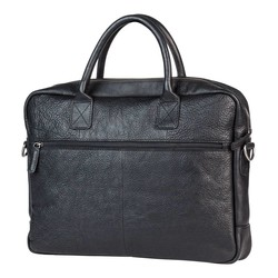 BURKELY Antique Avery Laptoptas 15 inch Black