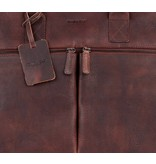 Burkely Laptoptas Antique Avery Bruin