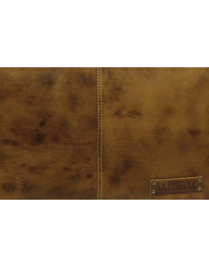 Bag2Bag Washington 13,3 inch Laptoptas Brown