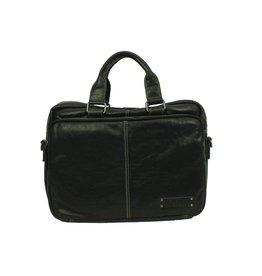 Bag2Bag Washington Laptoptas Black