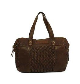 Bag2Bag Virginia Laptoptas Dark Cognac