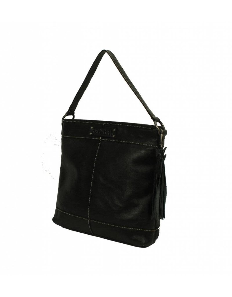 Bag2Bag Schoudertas Melbourne Black