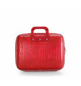 Bombata Cocco Medio 13 inch Laptoptas Bright Red