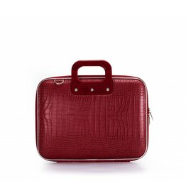 Bombata Cocco Medio 13 inch Laptoptas Red