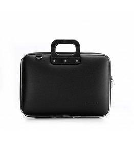Bombata Classic 15 inch Laptoptas Black