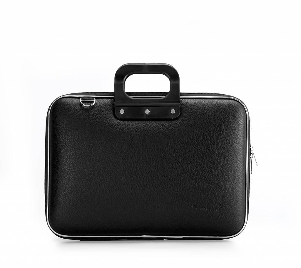 Bombata Bomba Classic Hardcase Laptoptas Black