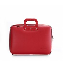 Bombata Classic 15 inch Laptoptas Red