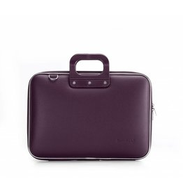 Bombata Classic 15 inch Laptoptas Purple
