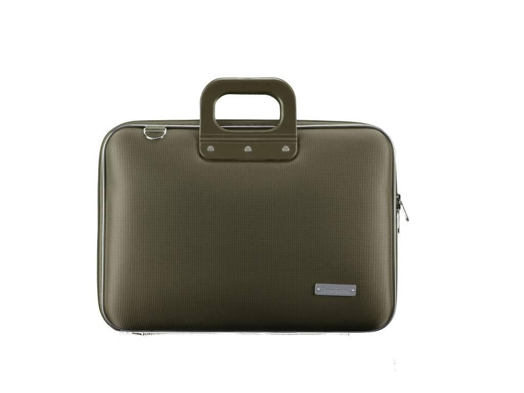 Bombata Nylon 15,6 inch Laptoptas Green