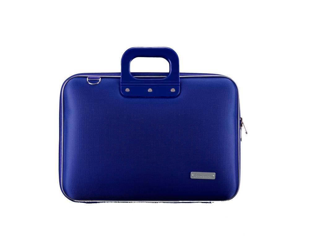 Nylon Laptoptas 15,6 Inch Cobalt Blauw