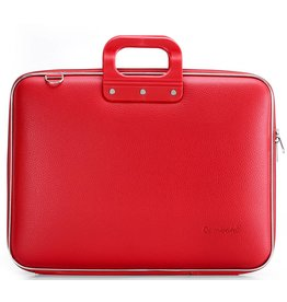 Bombata Maxi 17 inch Laptoptas Red