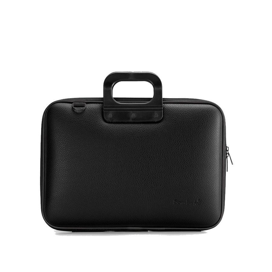 Bombata 15 inch Hardcase Laptoptas All Black