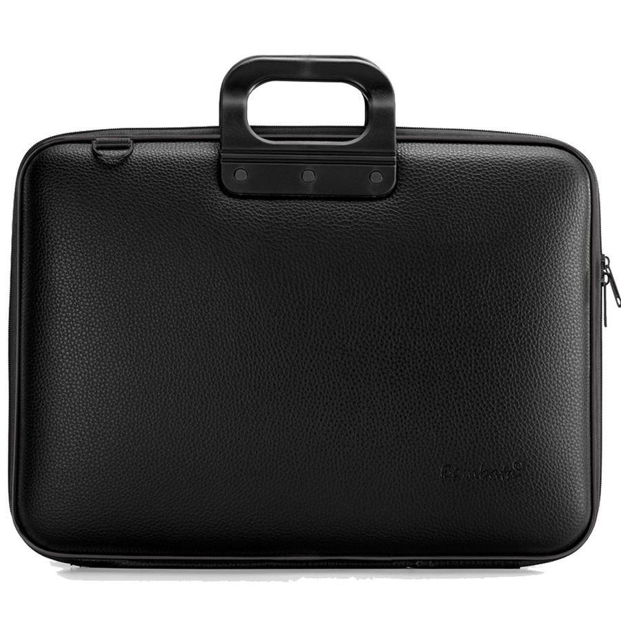 Bombata 17 inch Hardcase Laptoptas Black