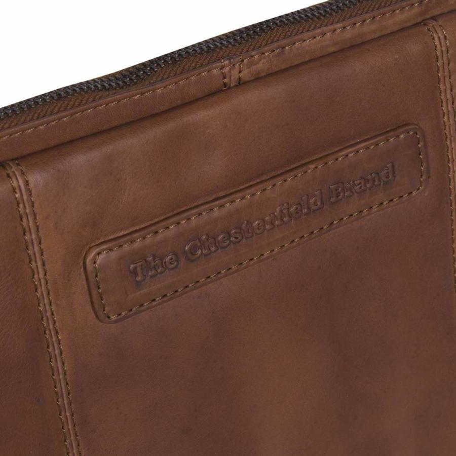 Chesterfield Bags Richard Laptophoes Cognac
