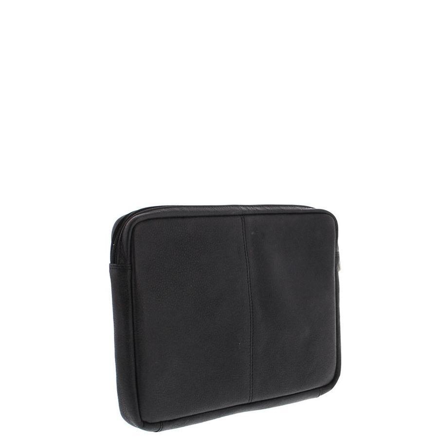 "Plevier Laptop sleeve 12 inch laptop of 11""- 12"" MacBook Zwart"