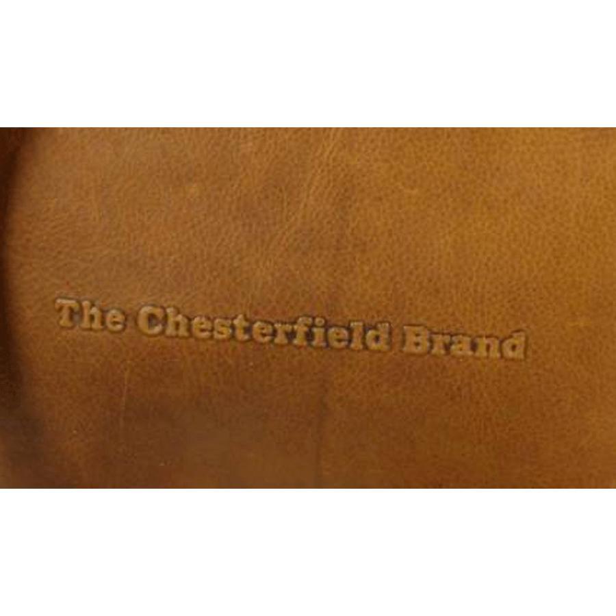 Chesterfield Schoudertasje-Portemonnee Sheffield Wax Pull Up Cognac