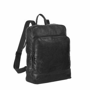 Chesterfield Chesterfield Bags Laptop Rugzak Maci Zwart