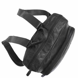 Chesterfield Bags Laptop Rugzak Maci Zwart
