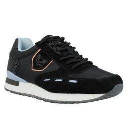 Quick QR78 zwart sneakers dames