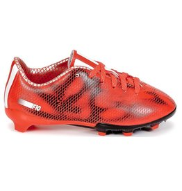 Adidas F10 Fg Jr rood voetbalschoenen