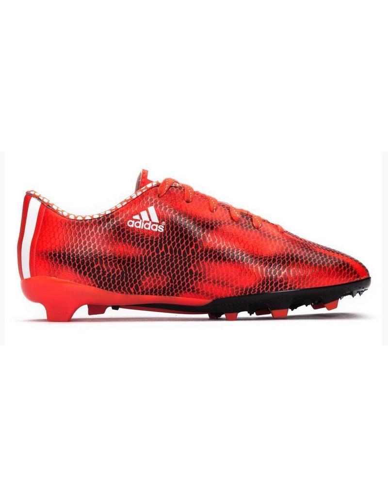Adidas Adidas F10 Fg Jr rood voetbalschoenen (B39900)