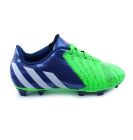 Adidas Predito Instinct Fg Junior groen blauw
