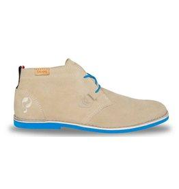 Quick Sorano Soft taupe Azurro heren schoenen