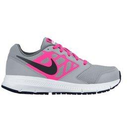 Nike Downshifter 6 GS/PS grijs roze sneakers meisjes