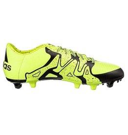 Adidas X 15.3 FG/AG zwart geel voetbalschoenen heren