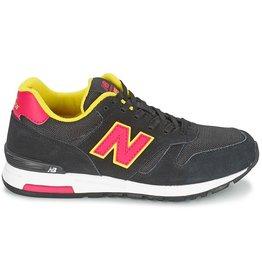 New Balance WL565 SMY zwart sneakers dames