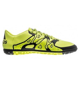 Adidas X 15.3 TF geel turf voetbalschoenen heren