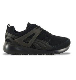 Puma Arial Suede zwart sneakers uni
