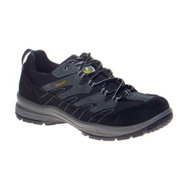 Grisport Trail Low black wandelschoenen heren