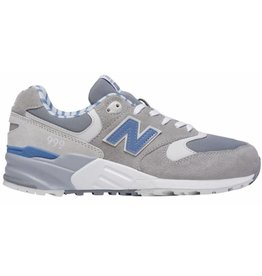 New Balance WL999WD grijs sneakers dames