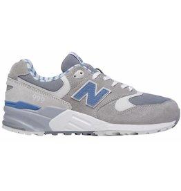 New Balance WL999WD grijs sneakers dames