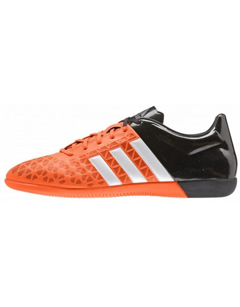 Adidas Adidas Ace 15.3 IN zwart oranje indoor voetbalschoenen heren (S83221)