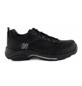 New Balance MW956BK Black Nubuck wandelschoenen heren