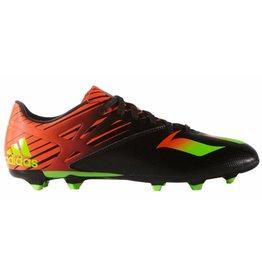 Adidas Messi 15.3 zwart voetbalschoenen heren (FG)