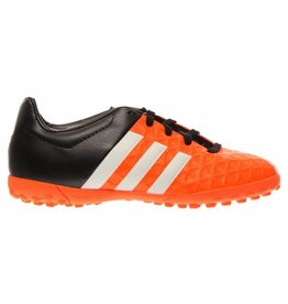 Adidas Ace 15.4 TF J oranje zwart voetbalschoenen kids