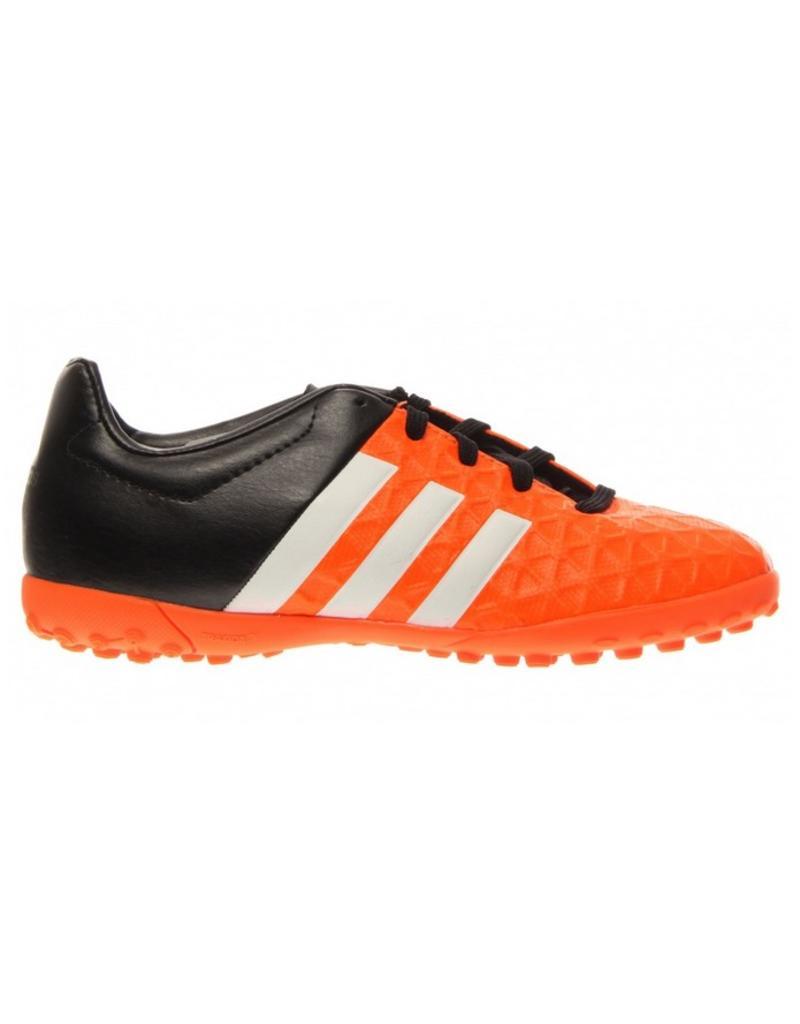 Adidas Adidas Ace 15.4 TF J oranje zwart voetbalschoenen kids (S83220)