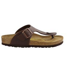 Birkenstock Ramses donkerbruin slippers heren