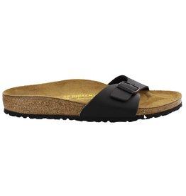 Birkenstock Madrid zwart slippers dames (S)