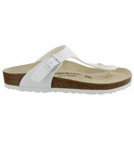 Birkenstock Gizeh wit slippers dames
