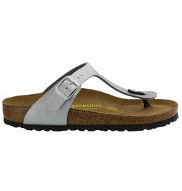 Birkenstock Gizeh Silver slippers dames (S)